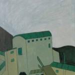 Ivo Seljak - OEopioe SEPARACIJA 1964, olje, platno, 68 x 55 cm