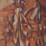 Marijan Tršar KISOVŠKI JAŠEK 1967, olje, platno, 66 x 55 cm